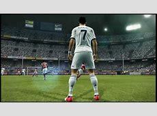 PES 2013 DEMO Cristiano Ronaldo Freekick 40 yard 'HD