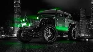 Jeep Wrangler Crystal City Car 2014 el Tony