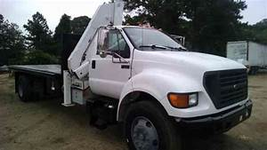Ford F750  2002    Heavy Duty Trucks
