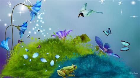 Animated Pc Background Wallpaper - hd pics photos flowers animated desktop background