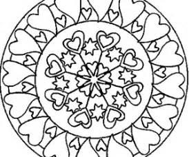 Puzzle Gratuit En Ligne Pour Adulte : 18 dessins de coloriage mandala coeur imprimer ~ Dailycaller-alerts.com Idées de Décoration