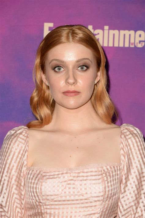kennedy mcmann attends people  entertainment weekly  upfronts   york city celeb donut