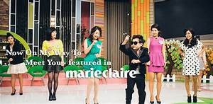"South Korean show ""Now On My Way To Meet You"" featured in Marie Claire magazine — UnitedKpop"