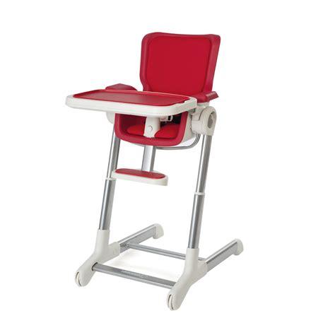 chaise haute bébé aubert support keyo blanc de bébé confort chaises hautes