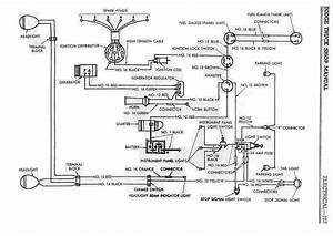 Dodge B 1 Power Wagon Wiring Diagram