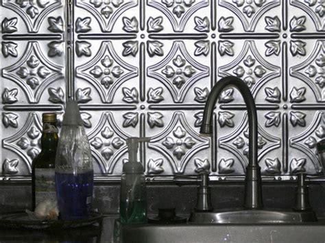 tin backsplash for kitchen tin backsplashes hgtv