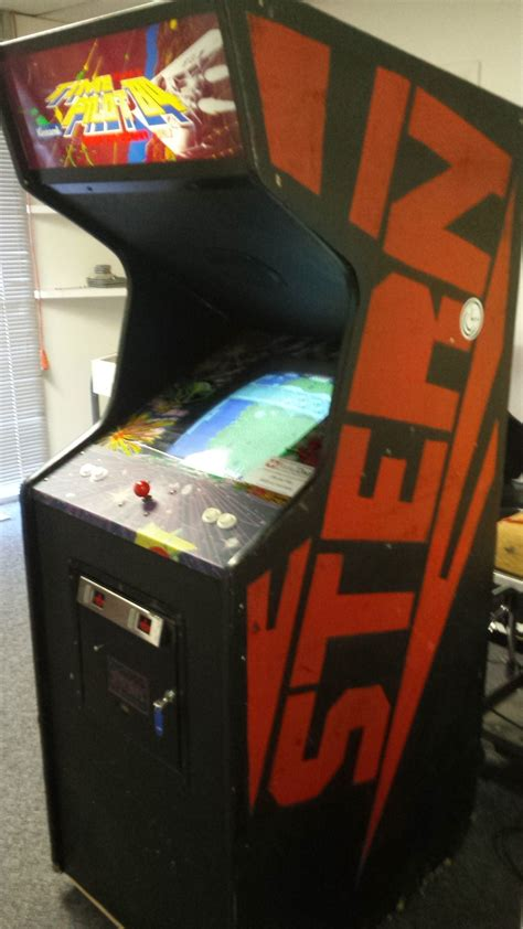 Time Pilot 84 Video Arcade Machine On Route And For Sale