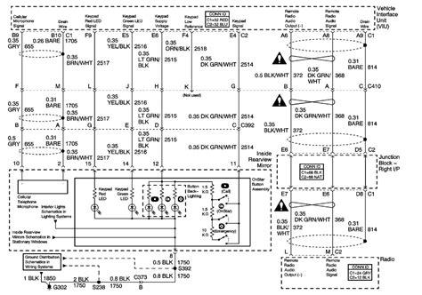 2001 Monte Carlo Radio Wiring Diagram by Repair Guides Onstar System 2001 Onstar Schematics