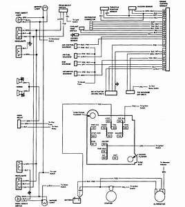 1972 Chevy El Camino Wiring Diagram Schematic