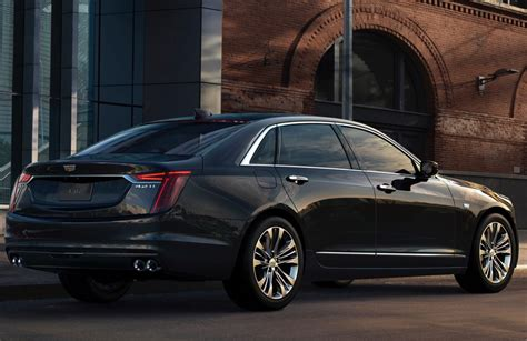 Nonvsport 2019 Cadillac Ct6 Updates Outlined  Gm Authority