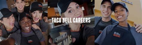 Taco Bell Job Application And Employment Resources Job