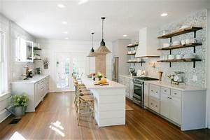 The Best Fixer Upper Kitchens