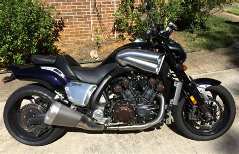 2013 Star Yamaha Vmax In Rare Nebulous Purple Vmx17 With
