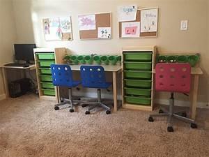 TROFAST Kid Desk and Workstation - IKEA Hackers