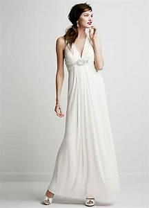 db studio long jersey wedding dress with beaded knot With db studio wedding dresses