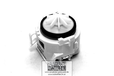 siemens geschirrspüler pumpe ersatzteile f 252 r haushaltger 228 te pumpe 611332