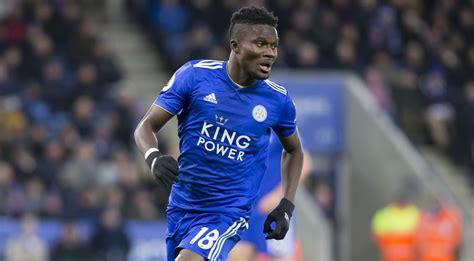 Leicester City Coach confirms Daniel Amartey out for 4 ...