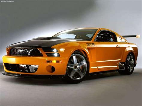 Ford Mustang Hd Wallpaper Set 4
