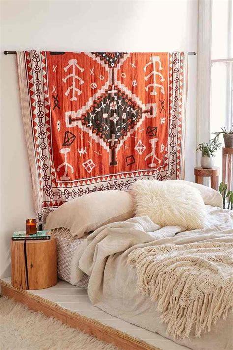 tete de lit chambre tête de lit originale à faire soi même 24 projets déco diy
