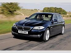 BMW 530d SE Touring Road Test Group test Auto Express