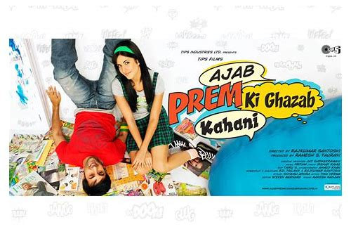 download ajab prem kahani songs
