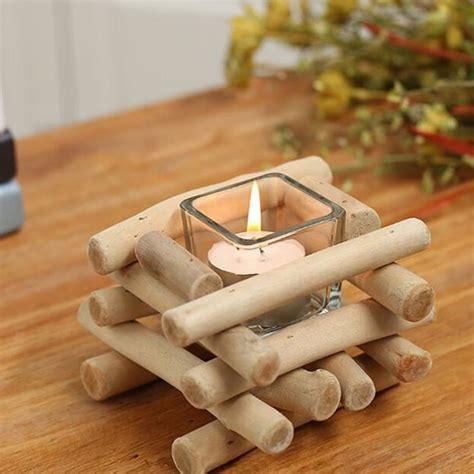 d 233 coration chandelier bougeoir en bois petit objet cr 233 atif achat vente objet d 233 coratif les