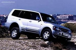 Mitsubishi Pajero  Montero  Shogun Lwb Specs - 2000  2001  2002  2003