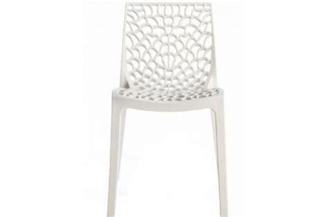 chaise gruyer chaise design blanche gruyer chaise design pas cher
