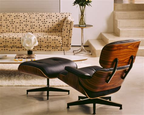 Eames Style Lounge Chair And Ottoman by Eames Lounge Chair And Ottoman The Professional Urbanite