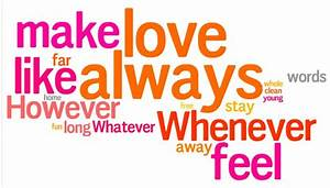 Romantic Words of Love - itmightbelove