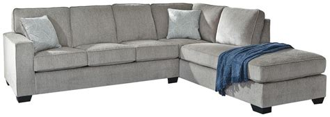 Altari - 2-Piece Sleeper Sectional with Chaise | 87214S3 ...