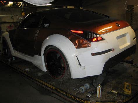 03 06 Nissan 350z Led Tail Lights Dash Z Racing Blog