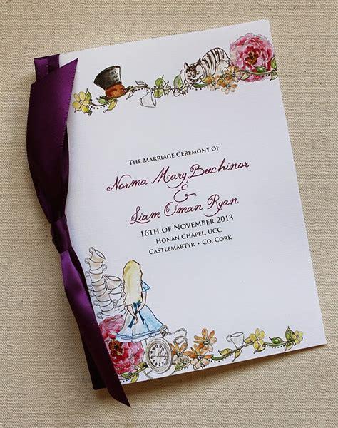 alice  wonderland wedding invitations wedding stuff ideas