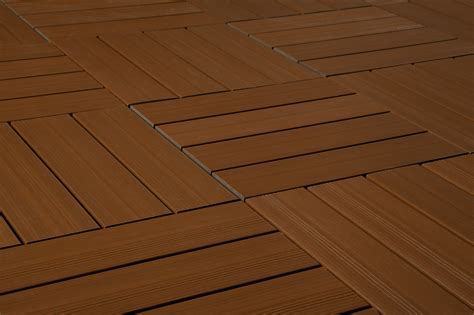 Kontiki Interlocking Deck Tiles Hardwood Series kontiki interlocking deck tiles composite quickdeck