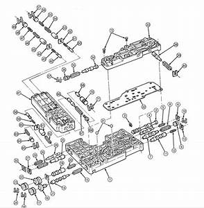 46re Overdrive Transmission Parts Diagramdiagram 1997