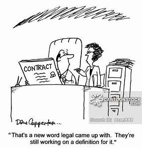 Legal Jargon Cartoons and Comics - funny pictures from