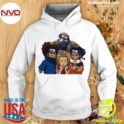 Official Black Lives Matter Naruto Team 7 Shirt - NVDTeeshirt