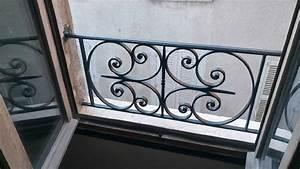 Garde Corps Porte Fenetre : grilles de s curit et garde corps sigonneau ~ Dailycaller-alerts.com Idées de Décoration