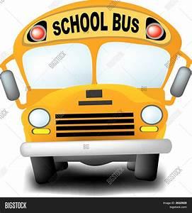 School Bus Vector & Photo | Bigstock
