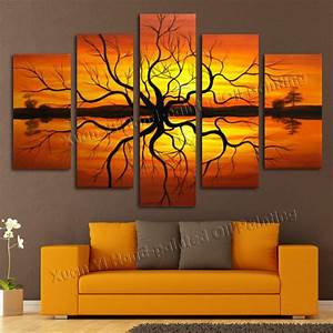 Cheap paintings for living room peenmediacom for Best brand of paint for kitchen cabinets with abstract panel wall art