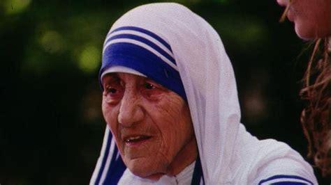 mother teresa     saint pope francis announces