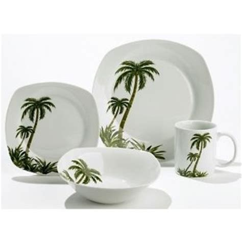 Palm trees, Dinnerware and Palms on Pinterest