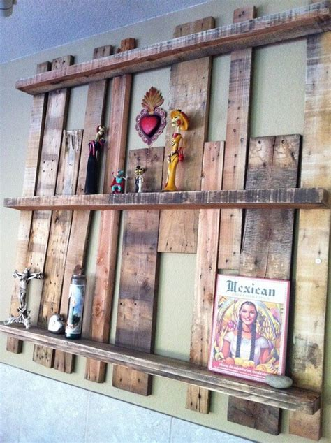 crafting with wood pallets amazing diy crafts ideas from pallets pallets designs