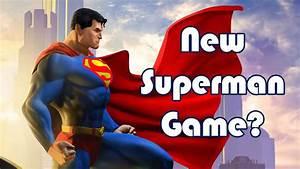 New Superman Game Like Arkham? (Batman Arkham Knight PS4 ...
