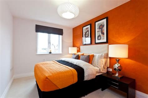 Decorating Ideas For Orange Bedroom by Interior Design Bedroom White And Orange Ideas Ideas For