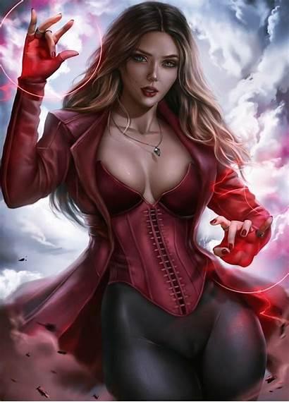 Witch Scarlet Cure Logan Rule34 Xmen Nsfw