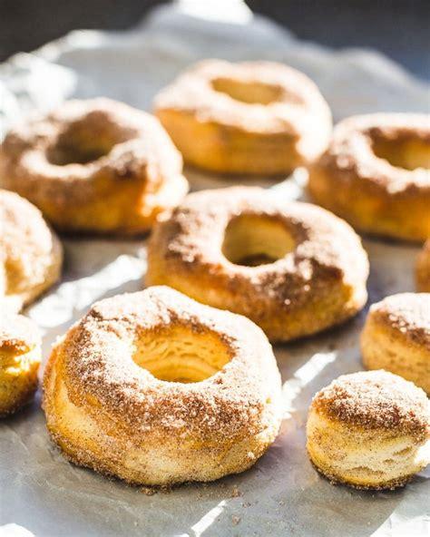 fryer air donuts recipes recipe easiest donut saltpepperskillet side sugar bbq