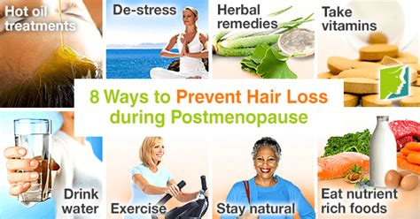 There are many causes of hair loss during postmenopause ...
