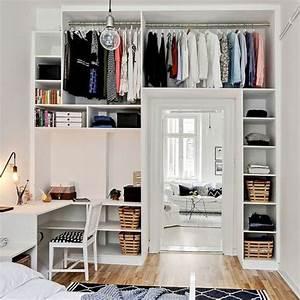 Comment Fabriquer Un Dressing : 9 astuces pour organiser dressing et armoire ooreka ~ Melissatoandfro.com Idées de Décoration