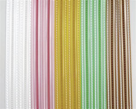 rideau porti 232 re chenille perle buis corde lani 232 re pvc